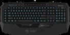 ROCCAT Isku+ - Gaming-Tastatur - 180+ Makros, gespeichert in 5 Profilen - Schwarz