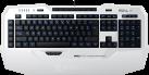ROCCAT Isku FX - Gaming-Tastatur - 180+ Makros in fünf Profilen - Weiss