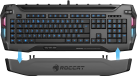 Roccat Skeltr - Tastatur - CH-Layout - Schwarz