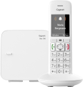 Gigaset E370 - Telefono fisso senza fili - con funzione chiamata diretta - Bianco