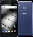 Gigaset GS270 plus - Android Smartphone - Dual SIM - 32 GB - Blu