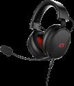 LIONCAST LX50 - Gaming Headset - Kompatibilität zu PC, Playstation 4, Xbox One und Smartphone/Tablet - Schwarz