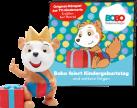 Boxine Tonie-Figure: Bobo Siebenschläfer feiert Kindergeburtstag - Hörspiel [5 cm]
