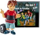 Boxine Tonie-Figure: Die drei ??? Kids - Panik im Paradies - Hörspiel