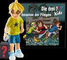 Boxine Tonie-Figure: Die drei ??? Kids - Invasion der Fliegen - Hörspiel