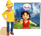 Boxine Tonie-Figure: Heidi - Hörspiel [Versione tedesca]