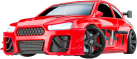 STURMKIND RED TURBO - Modellauto - Appgesteuert - Rot