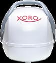 XORO MPA 38 - Portable Satellitenantenne - Vollautomatische Ausrichtung - Weiss