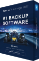 Acronis True Image 2017 Swiss Edition, PC/MAC, 1 User, multilingue