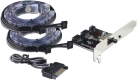 LC-POWER LC-PCI-LED - Éclairage PC - 3 modes couleur - 10 couleurs