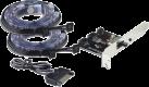 LC-POWER LC-PCI-LED - PC-Beleuchtung - 3 Farbmodi - 10 Farben