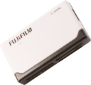 FUJIFILM USB Multi Card Reader - USB 3.0 - Weiss