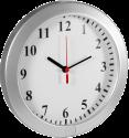 TECHNAXX 4218 - Horloge murale avec caméra HD - 1280 x 720 - Argent