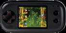 dreamGEAR Gamer X portatile - Sistema videogiochi con 220 giochi - nero