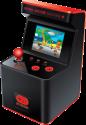 dreamGEAR Retro Arcade Machine X - Spielsystem mit 300 Spielen - Schwarz/Rot