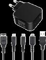 ready2gaming Universal Adapter - Für Nintendo Switch/DS/GBA - Schwarz