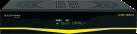 Golden Media Spark Triplex - SAT-Empfänger - HDTV-Combi - Schwarz