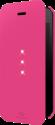 WHITE DIAMONDS Crystal Booklet für Apple iPhone 5/5s, pink