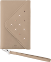 WHITE DIAMONDS Purse Premium für Samsung Galaxy S5, Rosegold