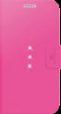 WHITE DIAMONDS Wallet Crystal, für Samsung Galaxy S7, pink