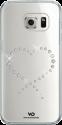 WHITE DIAMONDS Cover Eternity, für Samsung Galaxy S7, crystal