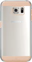 Black Rock Air Case - Für Samsung Galaxy S6 - Roségold