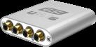 ESI UDJ6 - USB-Audio-interface - Mit 6 Ausgängen für DJs - Grau
