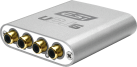 ESI UDJ6 - Interfaccia Audio USB - Con sei uscite DJ - Grigio