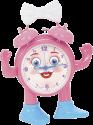 technoline Miss Ticki - Montre enfant - Boîtier en plastique - Rose