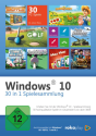 Windows 10 30 in 1 Spielesammlung, PC