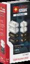 LIGHT STAX Expansion - Nachtlichter - LEGO®-kompatibel - Schwarz/Weiss