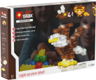 LIGHT STAX Adventure - Luci notturne - LEGO®-compatibile - Multicolore