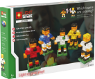 LIGHT STAX Soccer - Luci notturne - LEGO®-compatibile - Multicolore