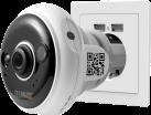 TECHNAXX TX-57 - Telecamera IP - Wireless - Bianco