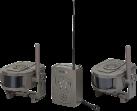 TECHNAXX Security Alarm-Set TX-104 - Alarme - Sans fil - Vert