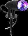 TECHNAXX TG-122 - Projecteur de décoration à LED - Protection anti-éclaboussures - Noir