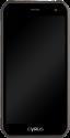 CYRUS CS 40 FREESTYLE - Outdoor-Smartphone - 4 Go - Noir