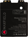 MAXFIELD Wireless Charging Receiver per Samsung Galaxy S4 + NFC