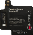 MAXFIELD Wireless Charging Receiver per Samsung Galaxy S5