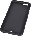 MAXFIELD Wireless Charging Case für Apple iPhone 6 Plus / 6s Plus, schwarz