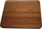 MAXFIELD Wireless Charging Pad Bamboo