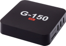 Golden Media G-150 - Android TV Box - 4K - Nero