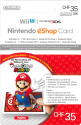 Nintendo eShop Card CHF 35.-