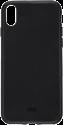 ARTWIZZ TPU Case - Schutzhülle für iPhone X - Aus elastischem Kunststoff - Schwarz