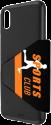 ARTWIZZ TPU Card Case - Schutzhülle für iPhone X - Mit Kartenhalterung - Schwarz
