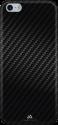 Black Rock Coque Flex Carbon - pour Apple iPhone 5se - noir
