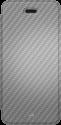Black Rock Cover Flex Carbon - für Apple iPhone 5/5s/SE - Silber