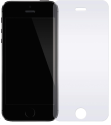 Black Rock SCHOTT Ultra Thin 9H - Für Apple iPhone SE/5/5s - Transparent