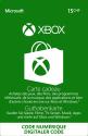 Microsoft Carte cadeau Xbox, CHF 15.-