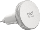 andi be free travel charger - Chargeur de voyage - 110-205 KHz - Blanc